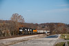 Norfolk Southern<br /> Elliston, Virginia<br /> November 21, 2010