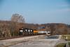 Norfolk Southern<br /> Elliston, Virginia<br /> November 21, 2010