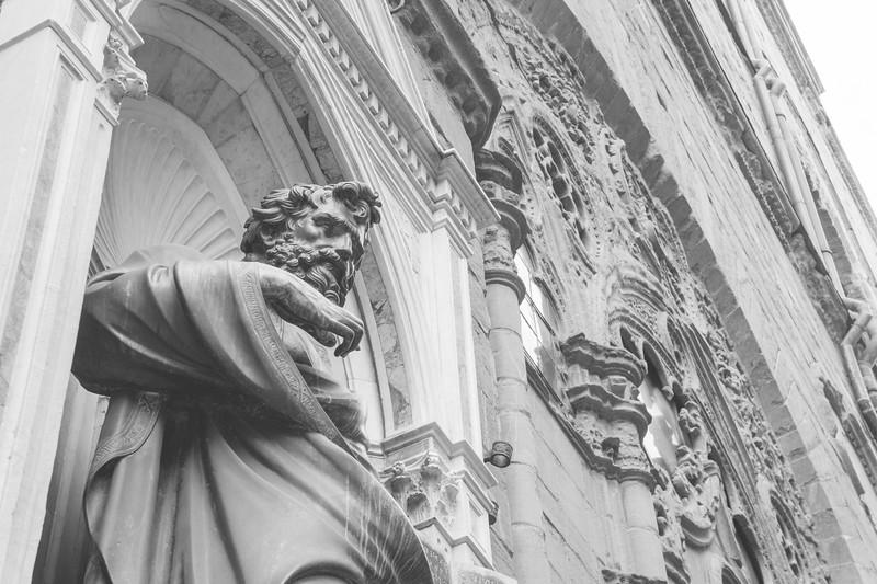 Details of Orsanmichele