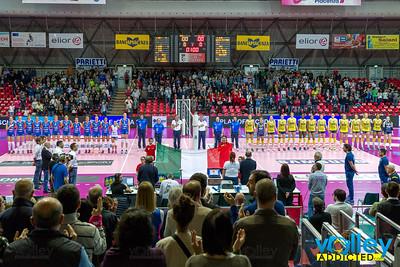 Finale - Gara 2: Nordmeccanica Piacenza - Imoco Volley Conegliano