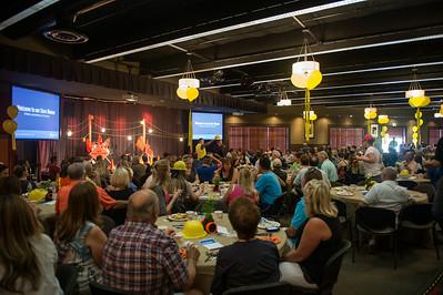 North Campus Dinner - Aug 18, 2014