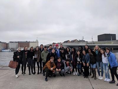 Notables Spring Break in Denmark