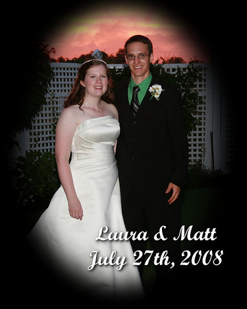 Matt & Laura wedding album