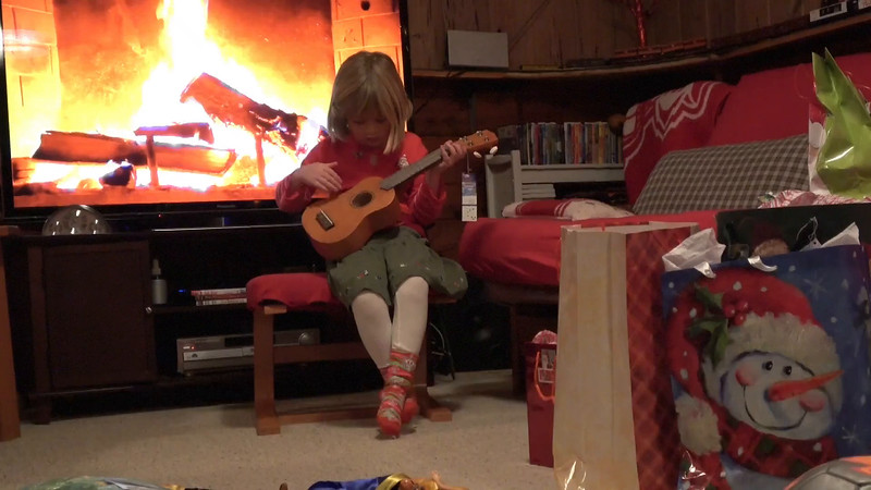 CHRISTMAS HOME DAY, PART 9 2016