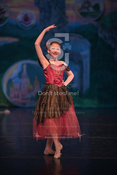 Children's Nutcracker Dress Rehearsal