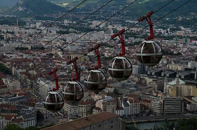 Bastille Grenoble 21-07-2012
