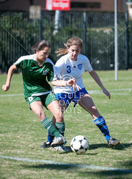 2011-02-11 Soccer Varsity Girls Hockaday vs Episcopal Bellaire