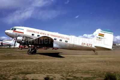 Cooperativa Aérea de Transportes - CADET