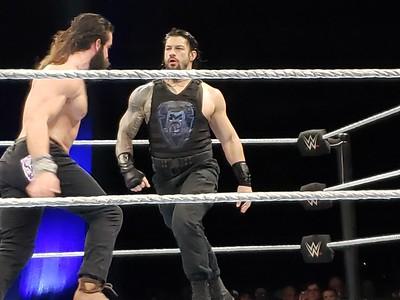 Roman Reigns - WWE Live Reno (June 10, 2019)