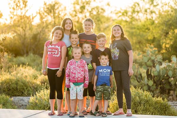 The M Family | April 2019 | Marana, AZ
