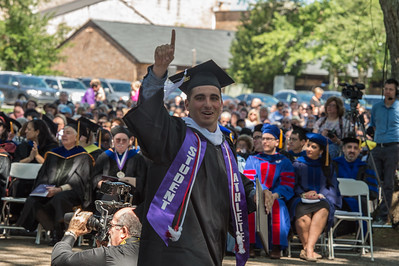 Spring Hill College Graduation 2017