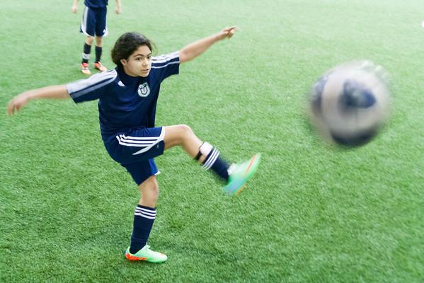 Springfield Soccer at Fox Chase Armani 4-5-2014