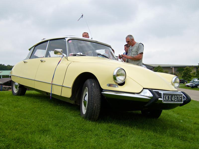 1967 Citroën DS21