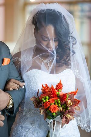 Tim & Meredith Crawford's Wedding Day