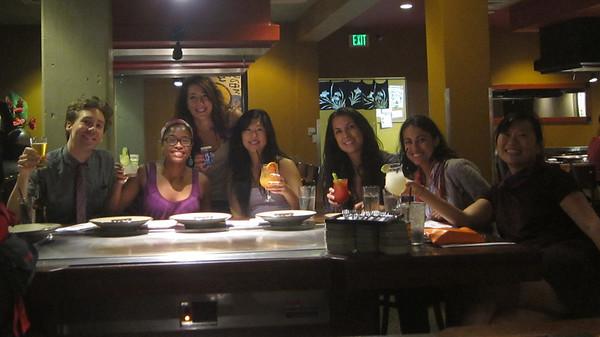2012.10.27 Rianna's Benihana Birthday