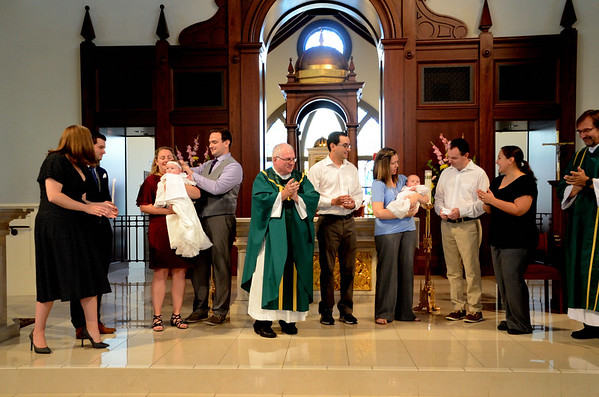 2018 Oct 14 Corpus Christi Baptisms