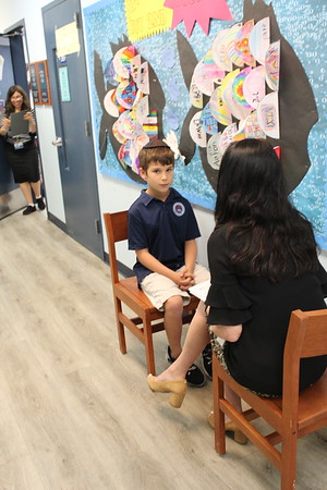 4th & 5th Grade Biztown Job Interviews