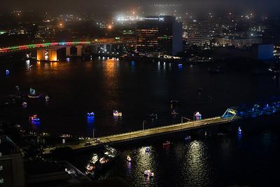 Christmas Boat Parade 11/28/2020
