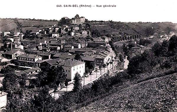 Some Places in Rhône