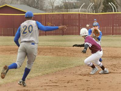 Lyons Township at Montini baseball