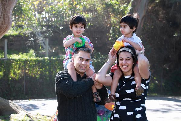 Chandiramani Family 2014