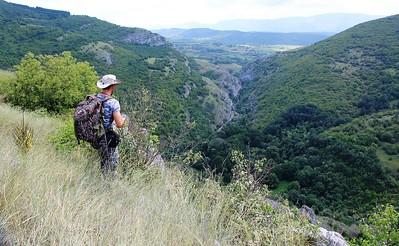 Srbija - Prekonoska pecina, Kula, Nisevacka klisura, Banjica, Svrljig, 4.8.2018.