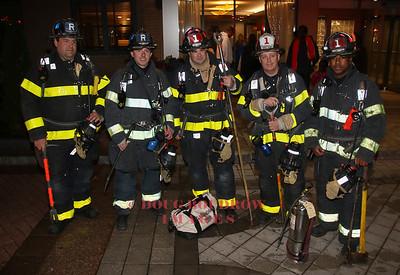 Cambridge, MA - Working Fire, 700 Huron Ave, 11-18-17
