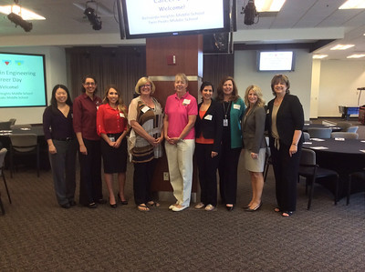 FY14 Women in Engineering Career Day Poway