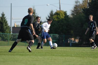 Varsity vs Emmanuel Christian - 9-18-2007