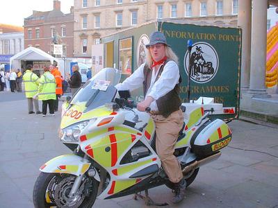 Bridgwater Carnival 2006