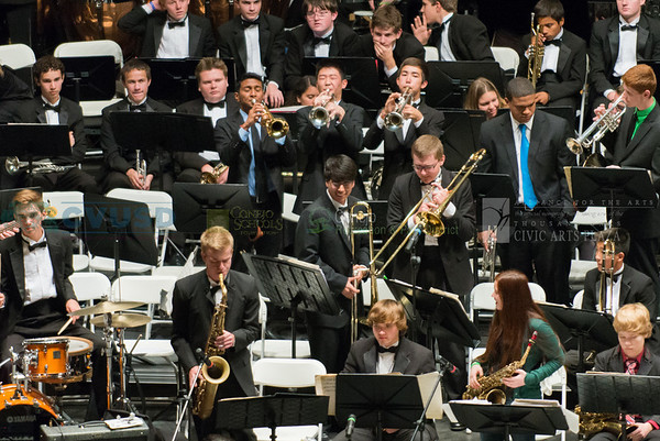 Westlake High School Jazz Band
