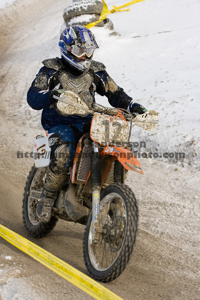 Square Deal Riders Motorcycle Club's Jim Mitrowitz Memorial Mud & Snow Scramble 02-10-2008