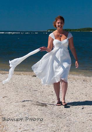 Trey & Allie's Wedding in Cedar Key Florida