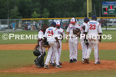 Bonham vs. Texarkana South 7/9/2012