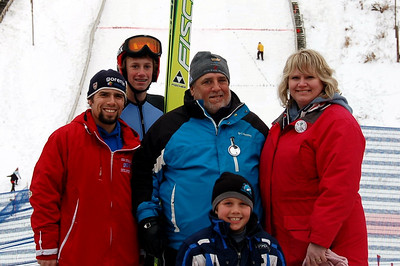 Norge Ski Club Tournament, Fox River Grove, IL - January 29 & 30, 2011