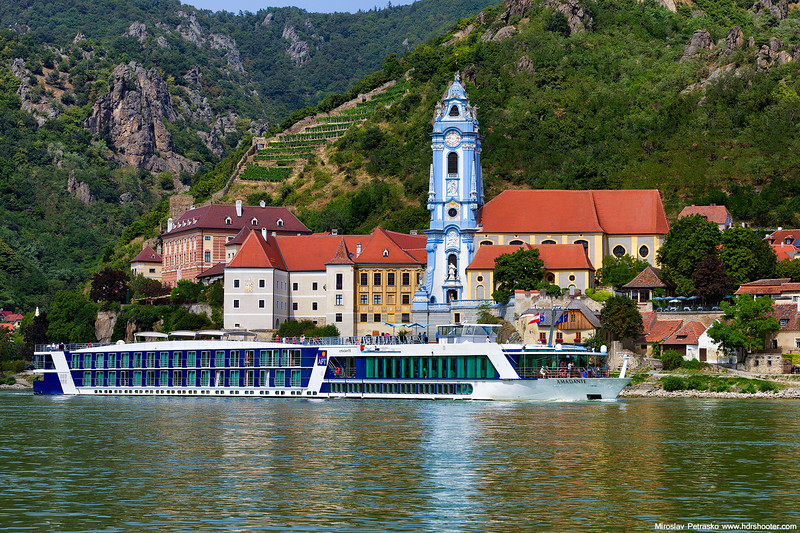 Cruising on the Danube