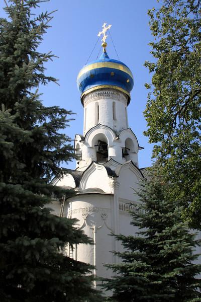 Trinity Monastery of St Sergius, Sergiev Posad - Holy Spirit Church.