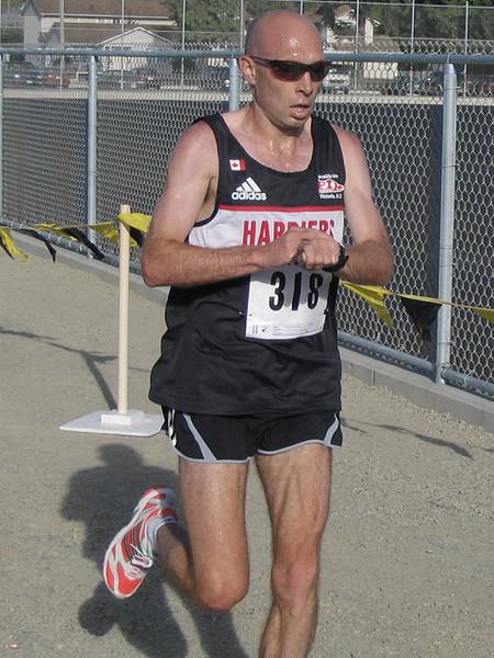 2005 Run Cowichan 10K - Kuzyk, Stallwood, Wightman