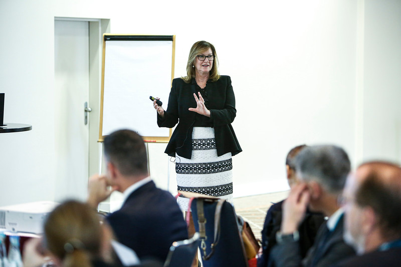 Lyn Lewis-Smith, City Workshop, Policy Forum