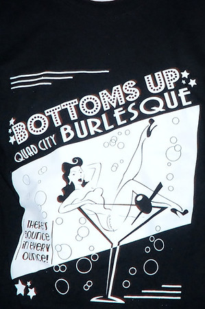 Bottoms Up Quad City Burlesque