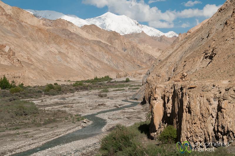 Mountain Views and River Valleys - Markha Valley Trek in Ladakh, India