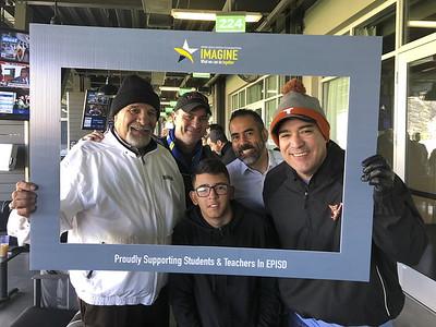 El Paso ISD Education Foundation Top Golf Tournament
