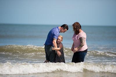 Cameron Josh Baptism