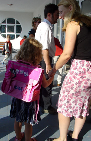 2005 French School 1st Day