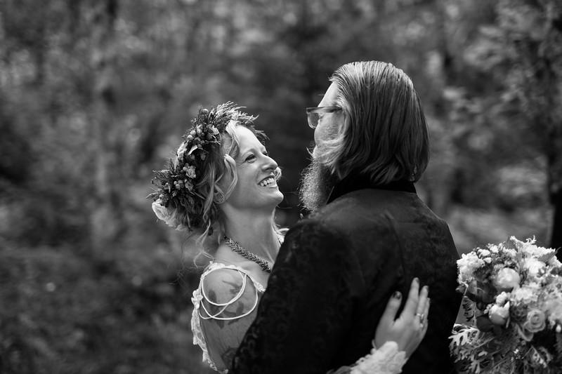 LAUDER WEDDING