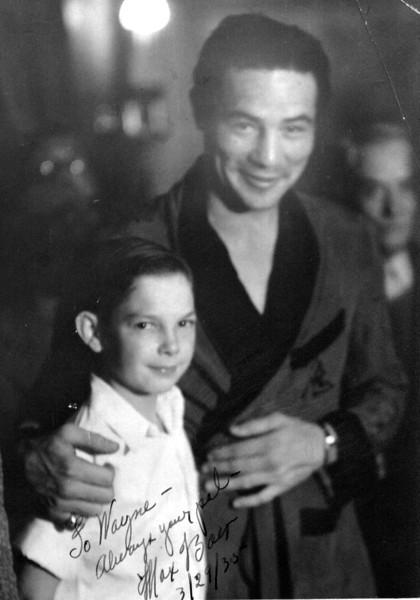 Wayne & Max Baer, March 29, 1935