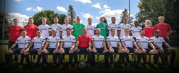 Royston Town FC.