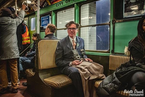 Vintage Train - December 16, 2018