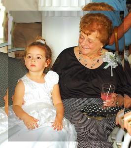 Grandma Celia and Little Celia