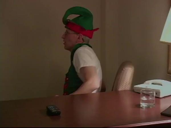 2006 Christmas Geeting - Santa's Chief Elf